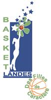 Logo basket landes